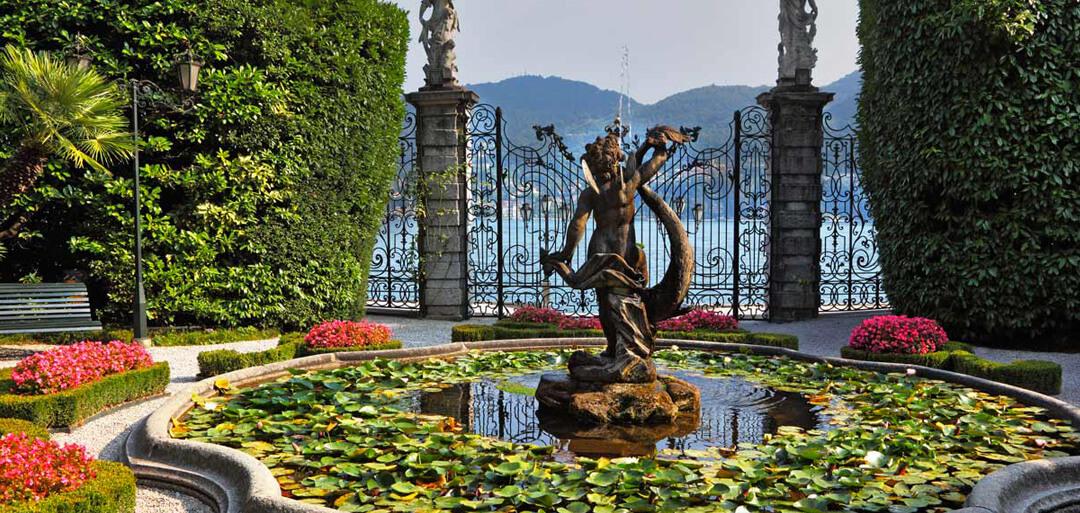 Le più famose ville del Lago di Como